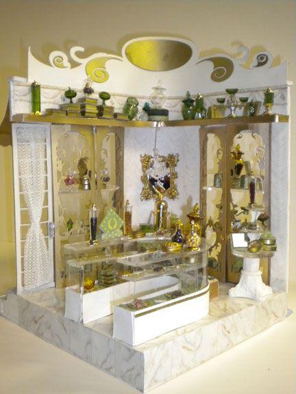 Ron S Miniatures Orlando Fl Miniature Rooms Displays