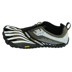 M4125 Vibram fivefingers zapatos Spyridon LS Military Green/Grey/Black 40
