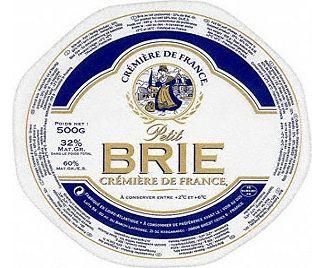 Brie Cremiere de France