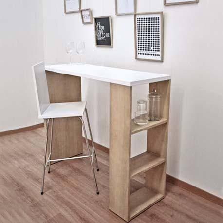Desayunador mesa de arrime stand aseguradora en 2019 - Mesa barra cocina ...