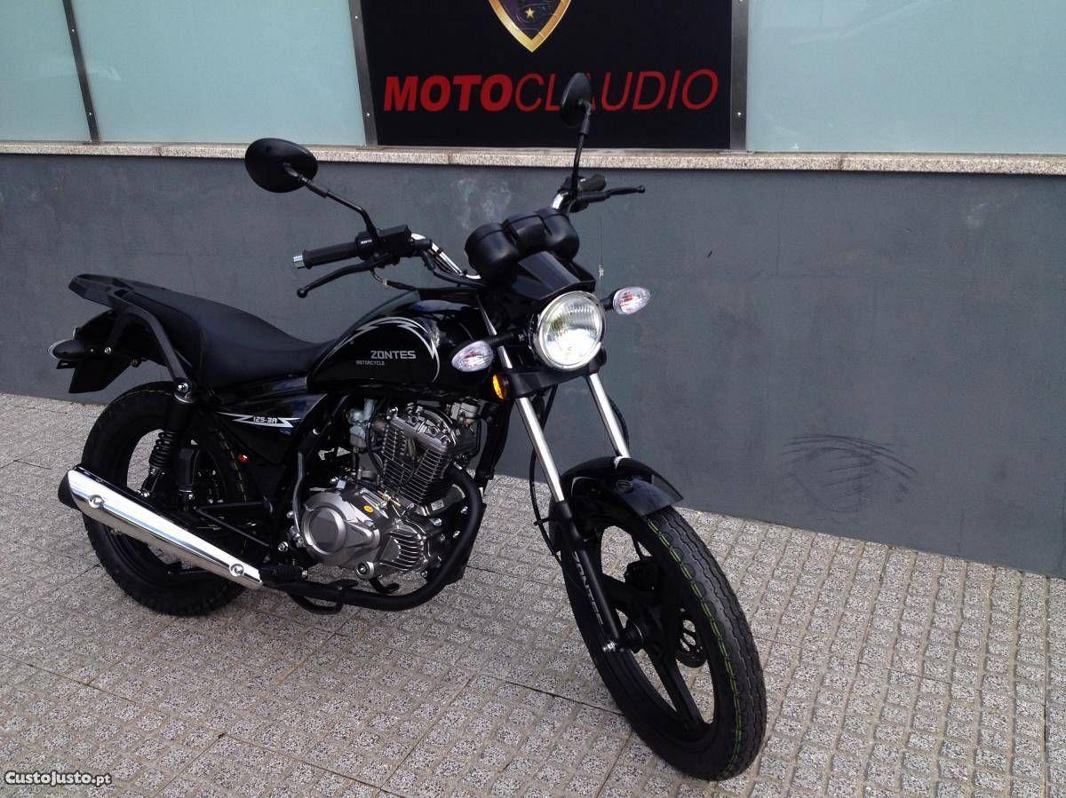 Moto Zontes 125 3-A USADA