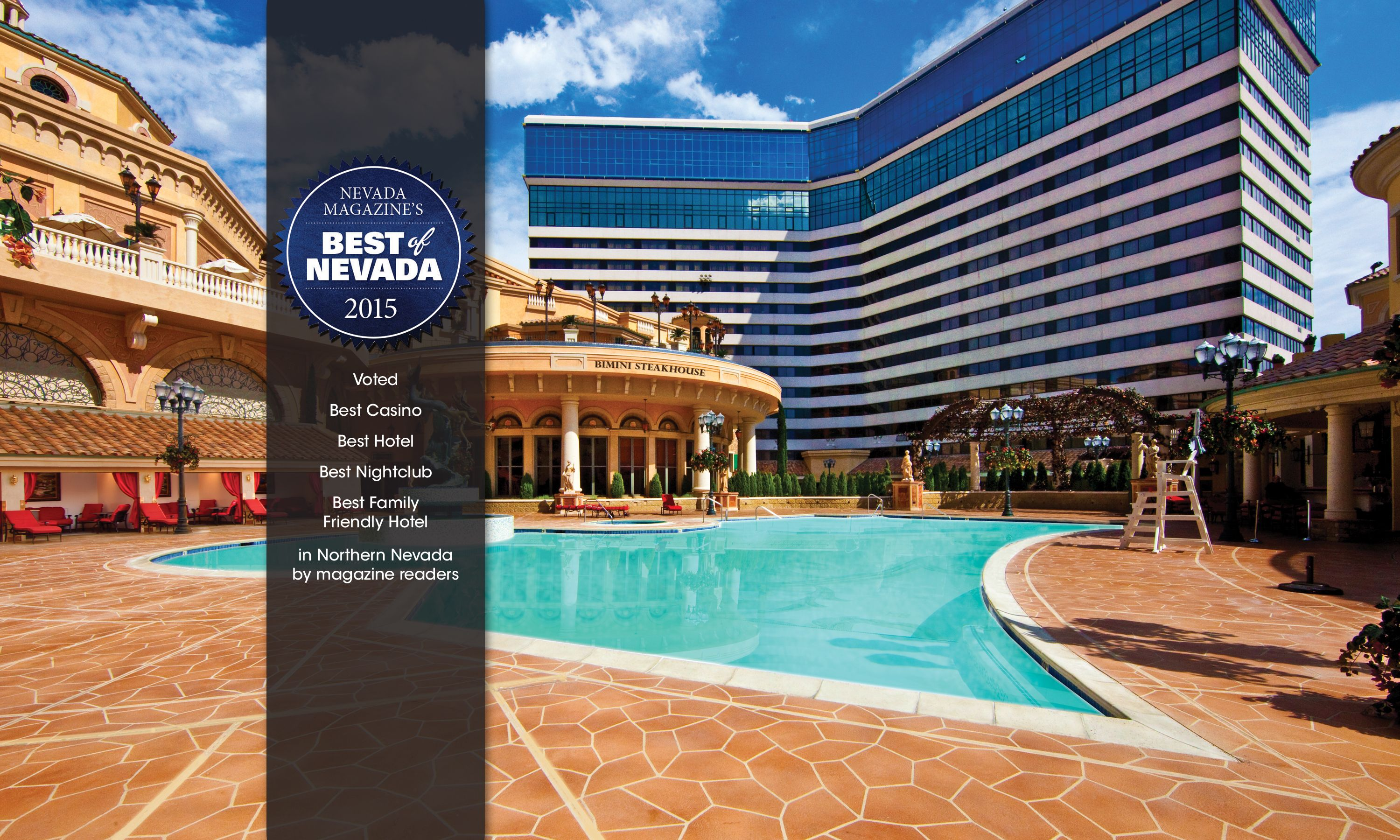 Peppermill Reno Is Northern Nevada S Premier Aaa Four Diamond Resort Hotel Offering Best Value