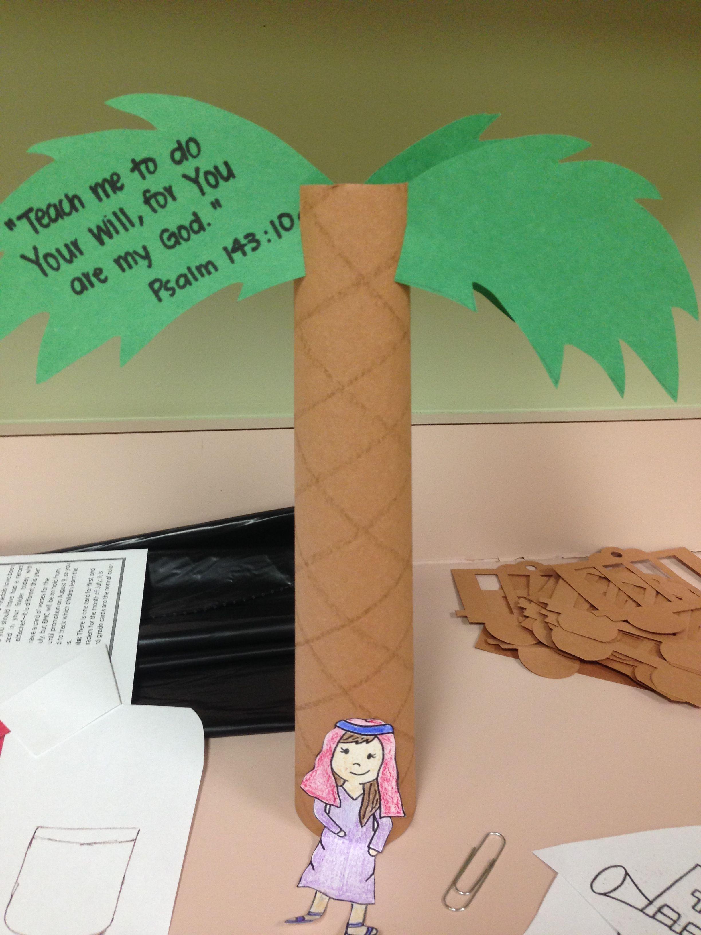 e280 deborah under the palm tree judges 4 e280 u0027s crafts