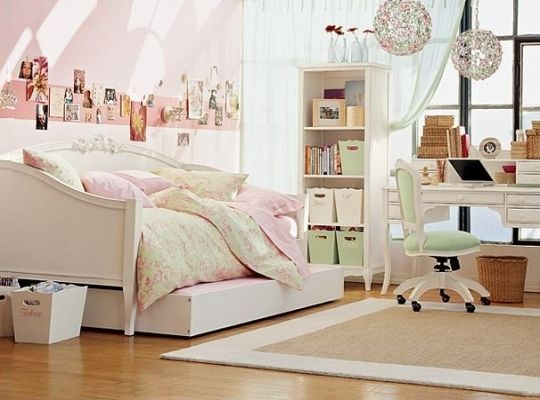 Trundle Beds With Trundle Teenage Girls Bedroom Design