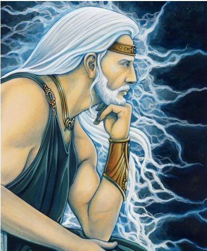Zeus sexy