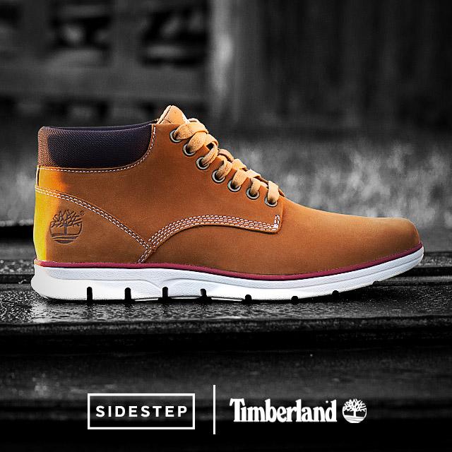 Timberland Bradstreet Chukka @SIDESTEP | Shoes @SIDESTEP