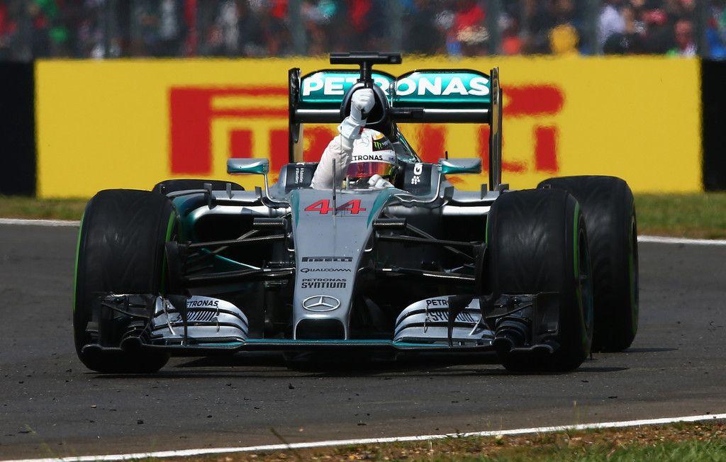 Lewis Hamilton Photos: F1 Grand Prix of Great Britain