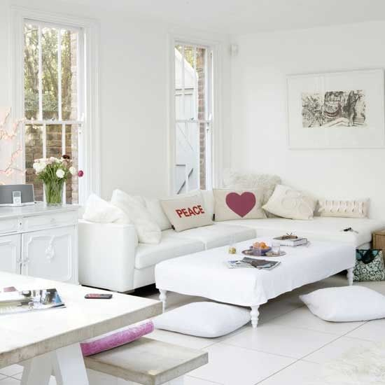 25 Awesome White Living Room Ideas Design Inspirations