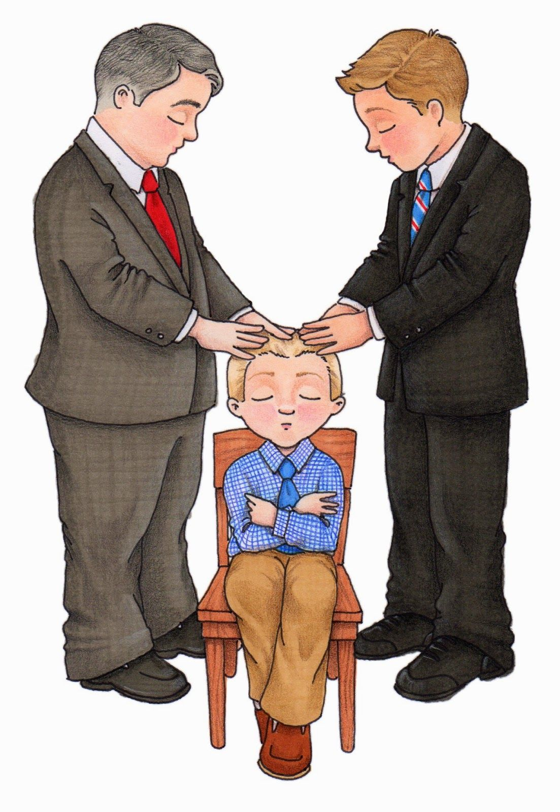 small resolution of priesthood blessing wonderful clip art site
