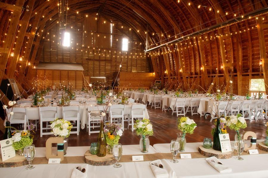 Venue Gallery Big Yellow Barn Montana Wedding Venues Montana Wedding Wedding Venues