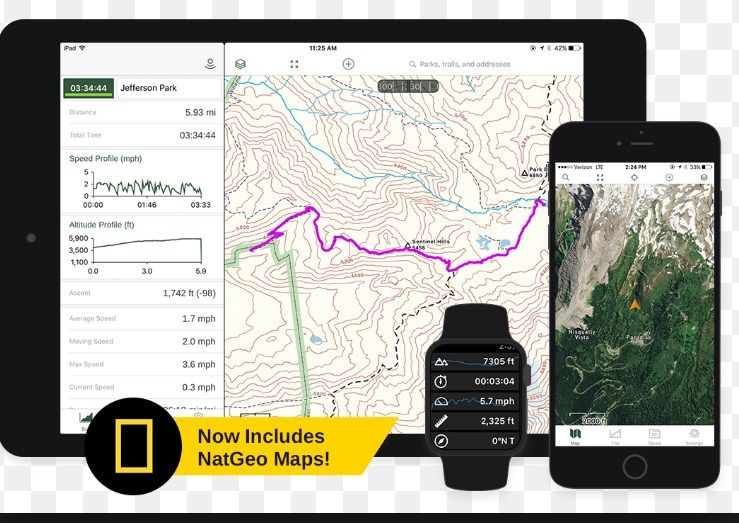 The 10 Best Hiking Gps Apps Theoutbound Com