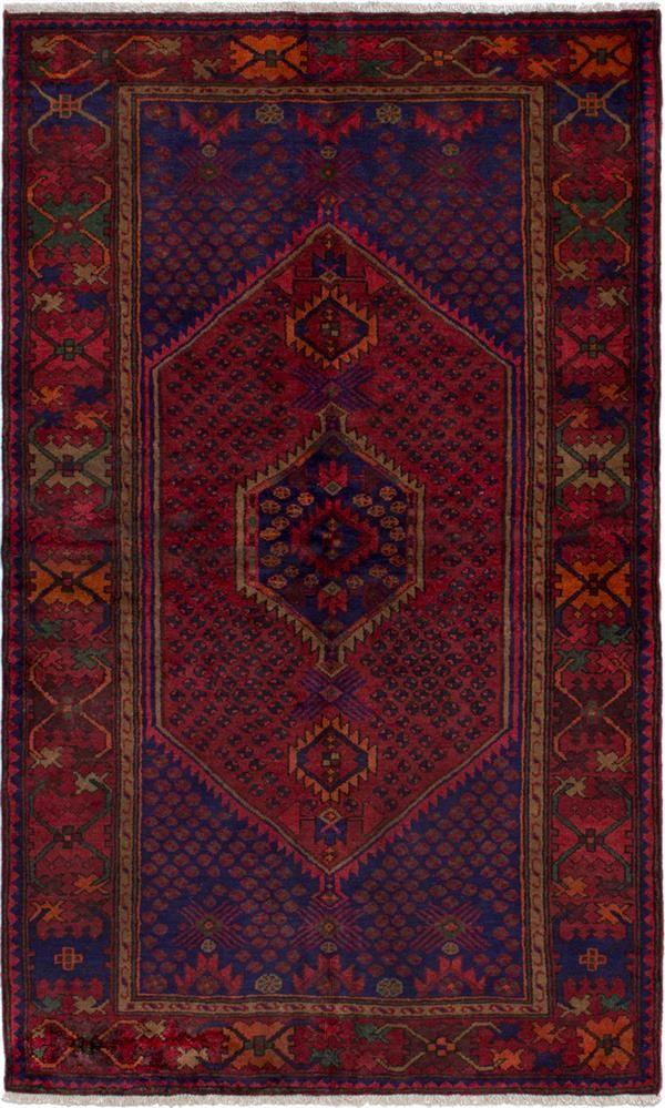 Persian Hamadan 4 4 X 7 1 Hand Knotted Rug Ecarpetgallery Rugs Rugs On Carpet Persian Decor