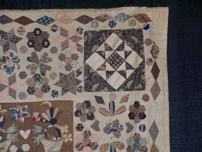 Repro Quilt Lover: 19th C. Folk Art - Chicago 3 | Antique quilts ... : repro quilt lover - Adamdwight.com