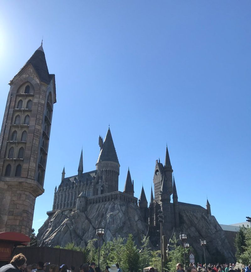 Harry Potter And The Forbidden Journey 2010 Draco Hogwarts At The Wizarding World Of Harry Potter Universal Studios Orlando Hogwarts Harryp Wizarding World Of Harry Potter Universal Orlando Wizarding World
