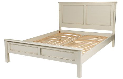 Clifton Ivory Bed Frame King Save Up To 50 Off On Furniture At