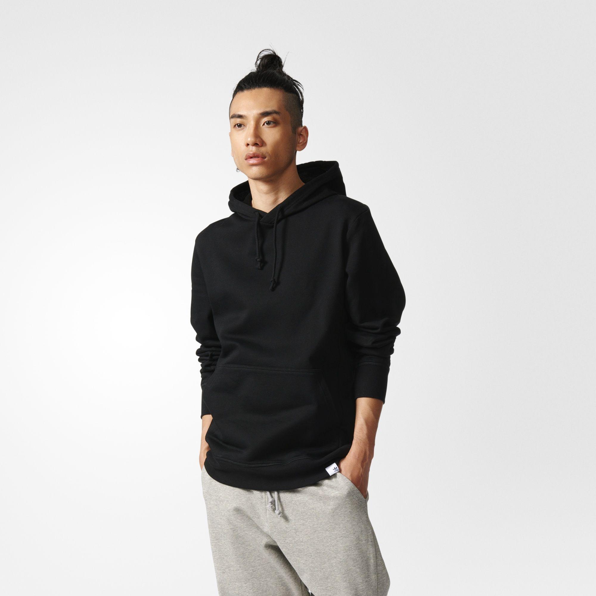 Adidas UK Shop - Adidas XbyO Pullover (Black) for Men