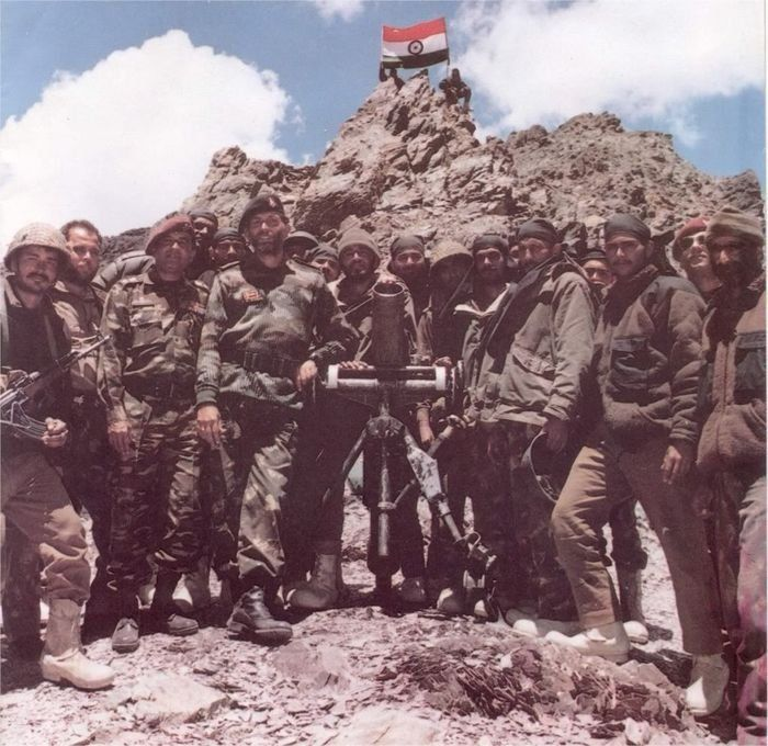 These Unseen Photos From The Kargil War Will Instantly Fill You Kargil War Indian Army Special Forces Indian Army