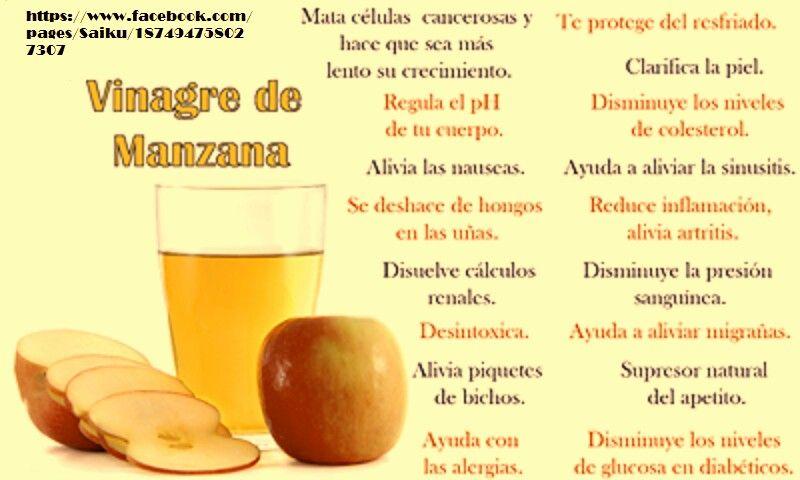 Efectos secundarios del vinagre de manzana para adelgazar