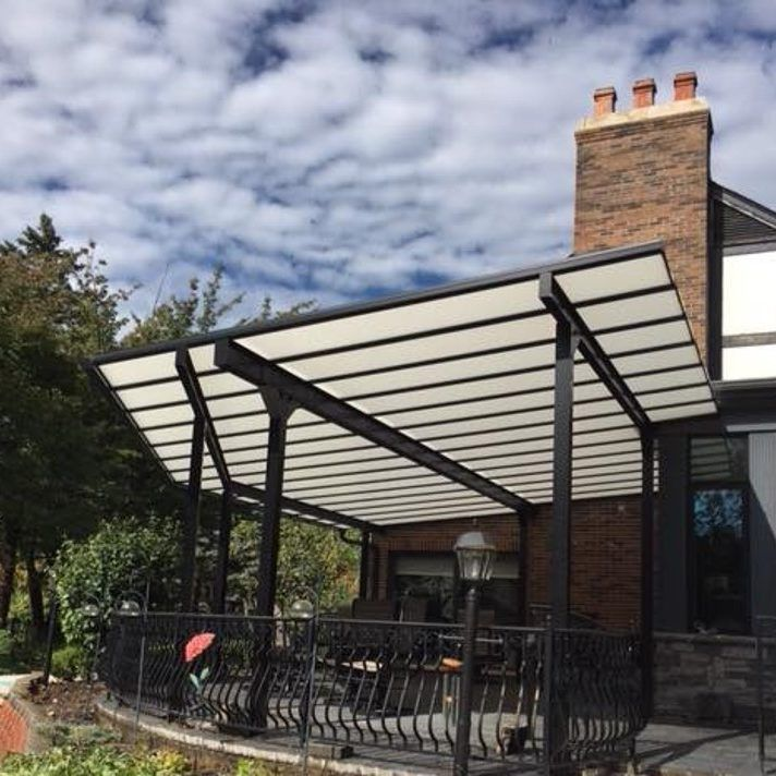 Products With Images Awning Covered Patio Porch Roof