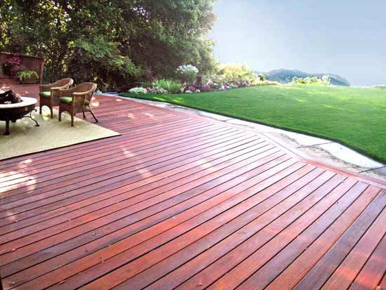 Armstrong Clark Stain We Used Mahogany On Our Deck Just