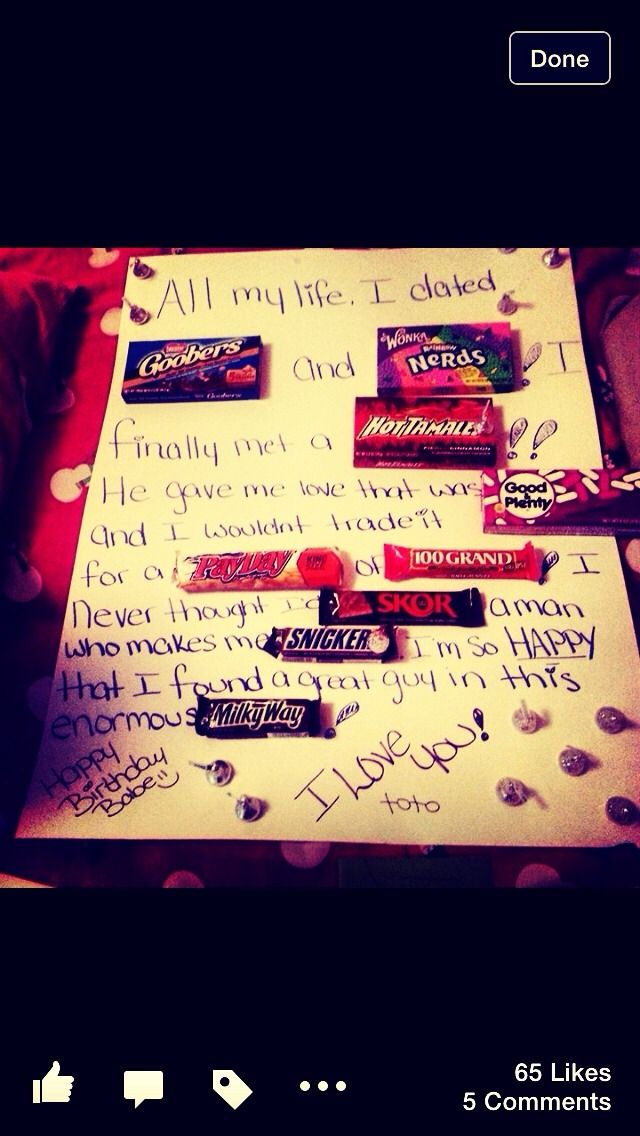 Great But Cheap Boyfriend Gifts Ideas Cheap Gifts For
