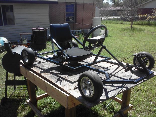 Wooden Go Kart Plans Free Pdf