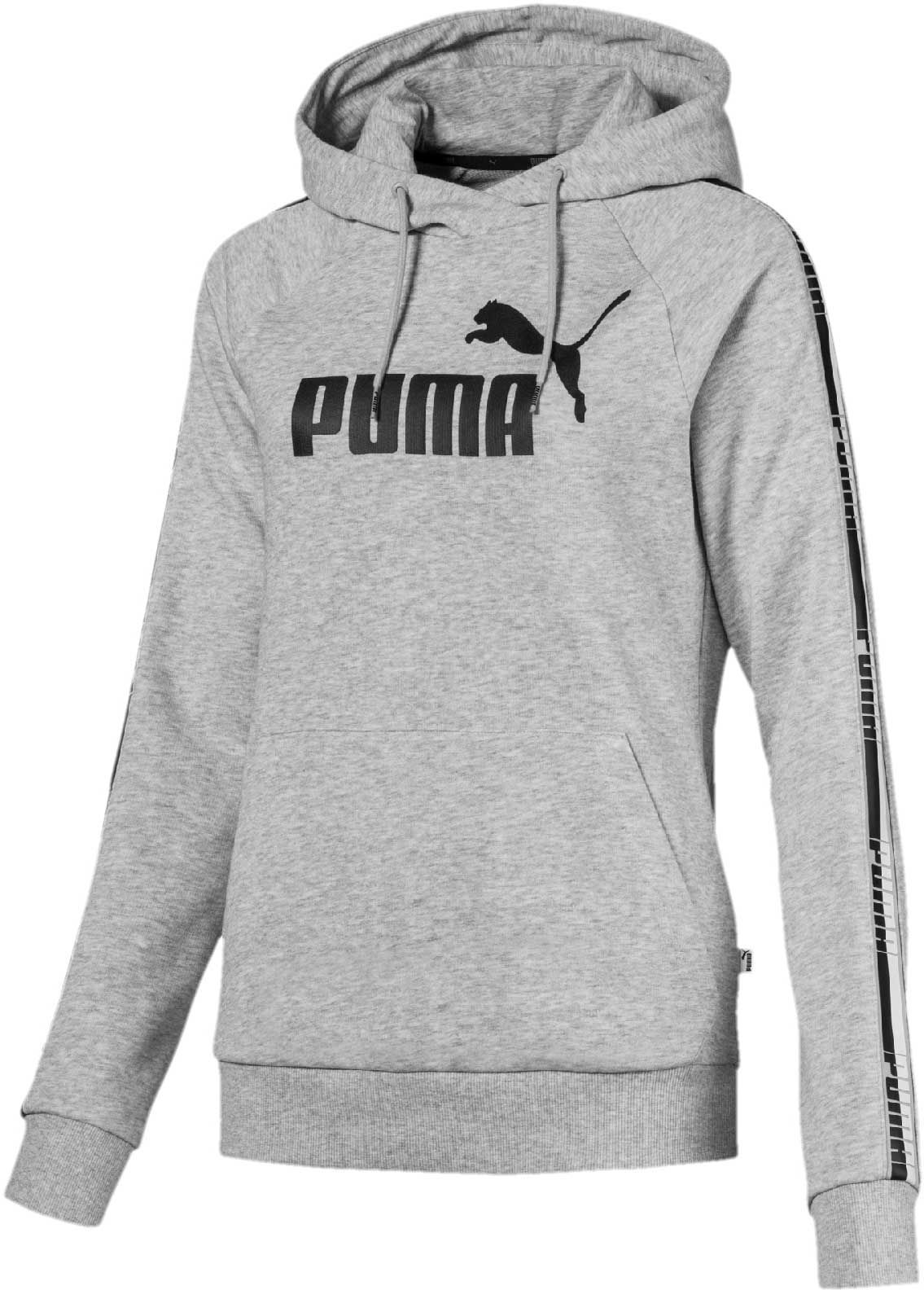 38e318412 PUMA Women's Tape Hoodie in 2019 | Products | Puma outfit, Hoodies ...