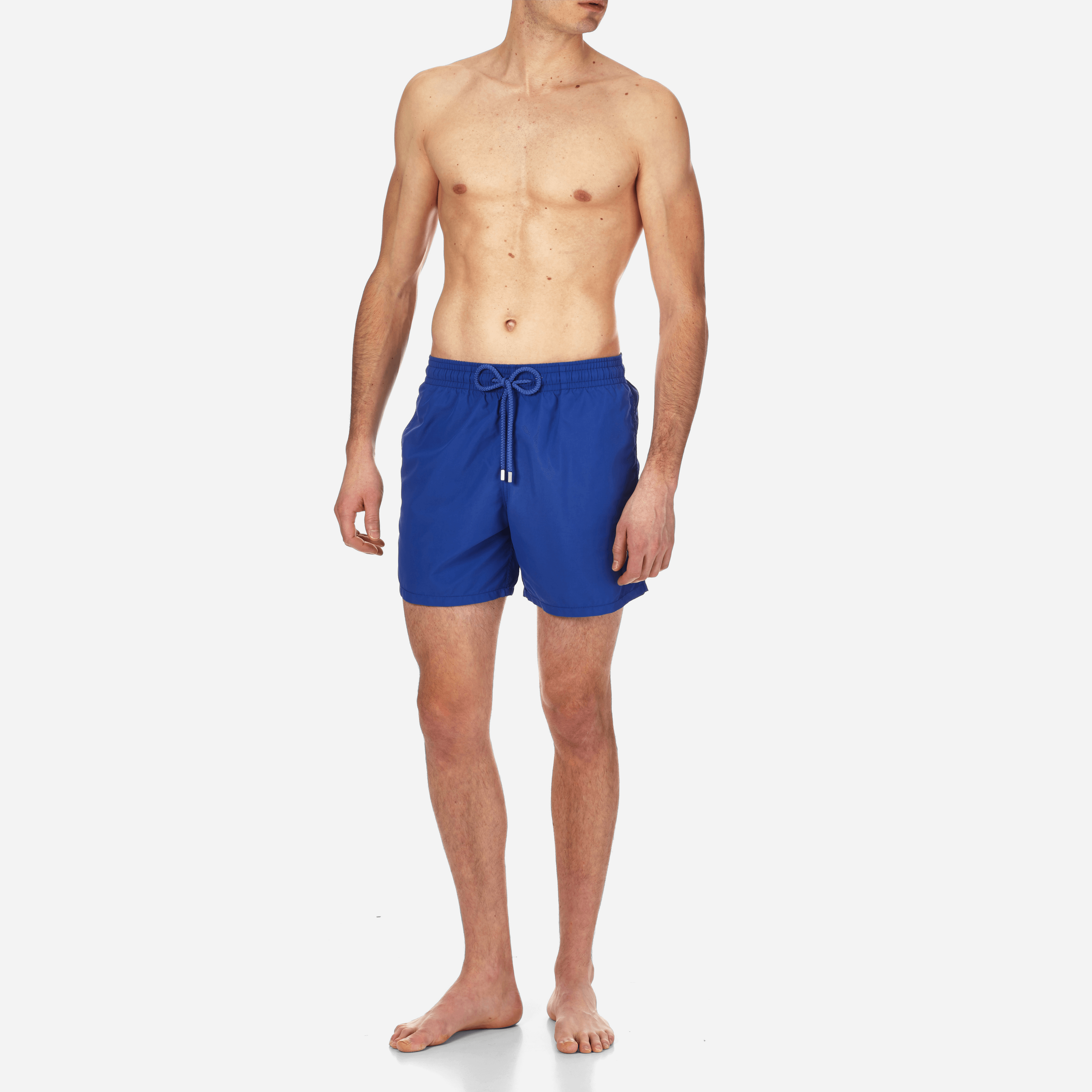 9e5416e916cce Men Short Solid - Smoking Tuxedo fitted Swim shorts, Navy frontworn |  Vilebrequin | Men's Swimwear | Luxe-Edit.com in 2019 | Tuxedo fitting, Swim  shorts, ...