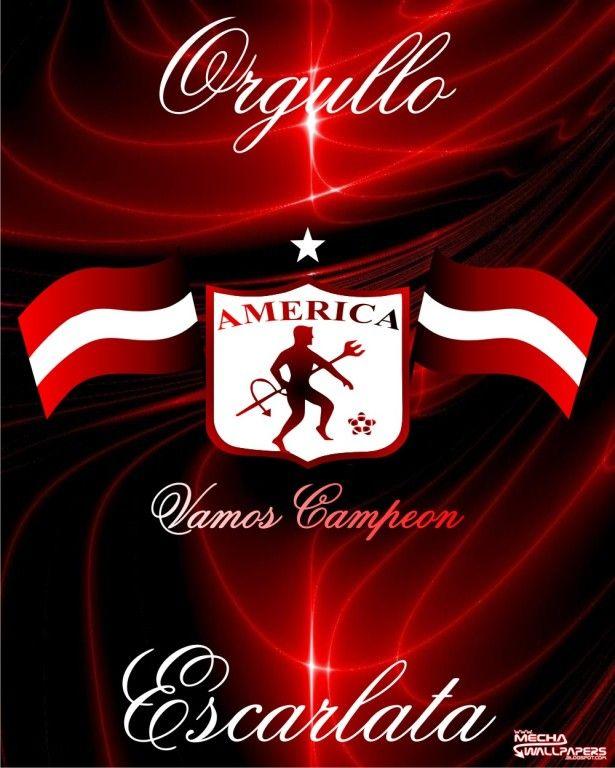 Imagen Relacionada America De Cali Escudo Del America Y