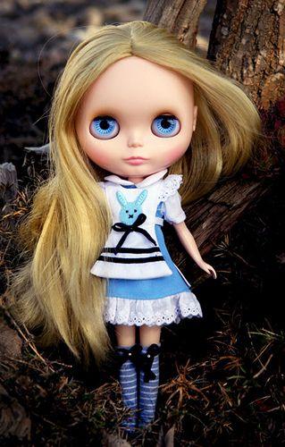 Blythe Alice inspiration
