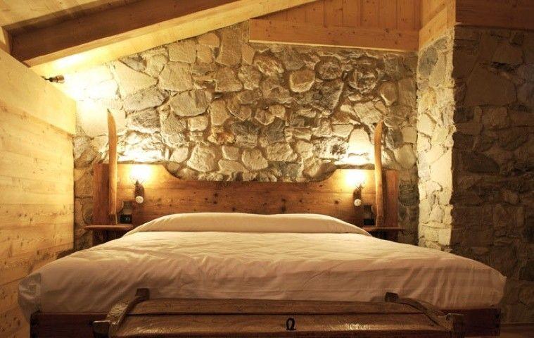 Arredare Uno Chalet Di Montagna : Arredare uno chalet di montagna nel camera da letto house