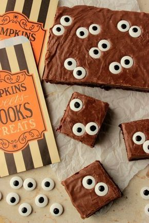 31 Halloween Treats to Make for Your Halloween Party