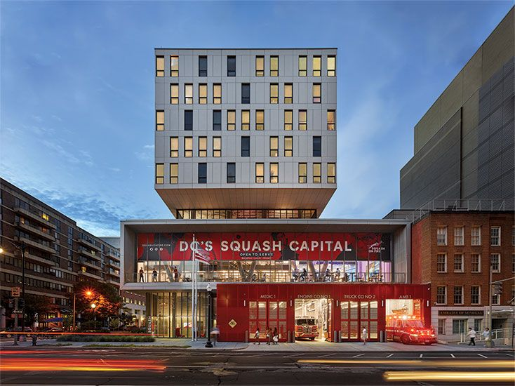 West End Square 50 By Ten Arquitectos West End Multifamily Housing Green City