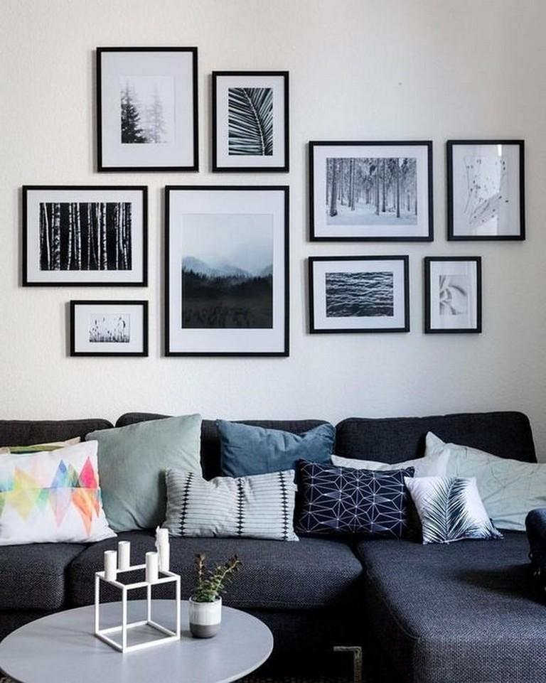 11+ fantastiche idee soggiorno con stile in bianco e nero ...