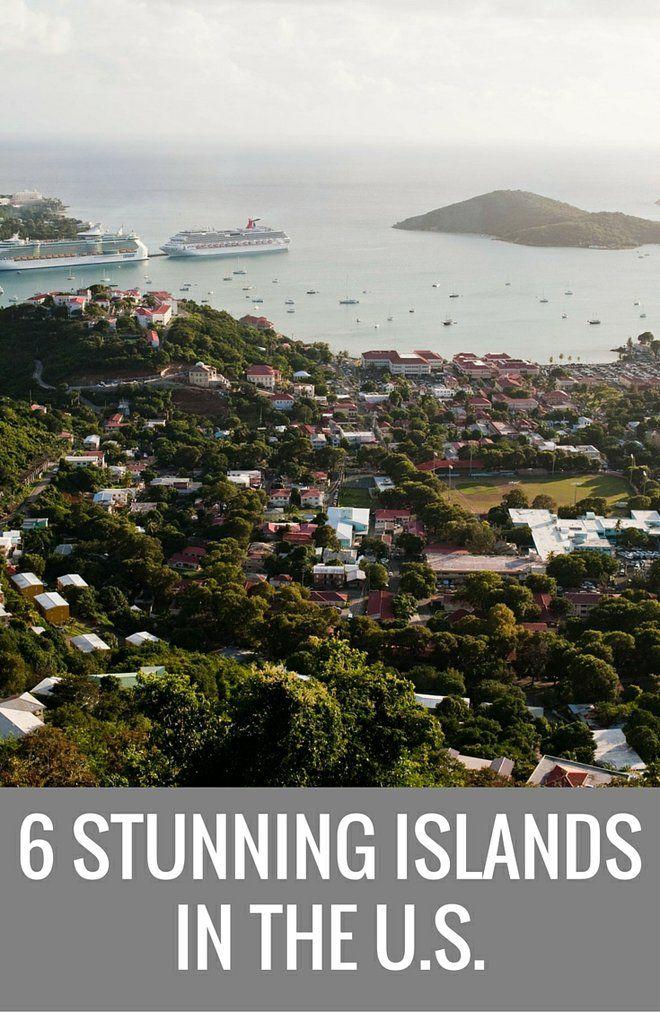No Passport Required 7 Incredible Island Getaways In The