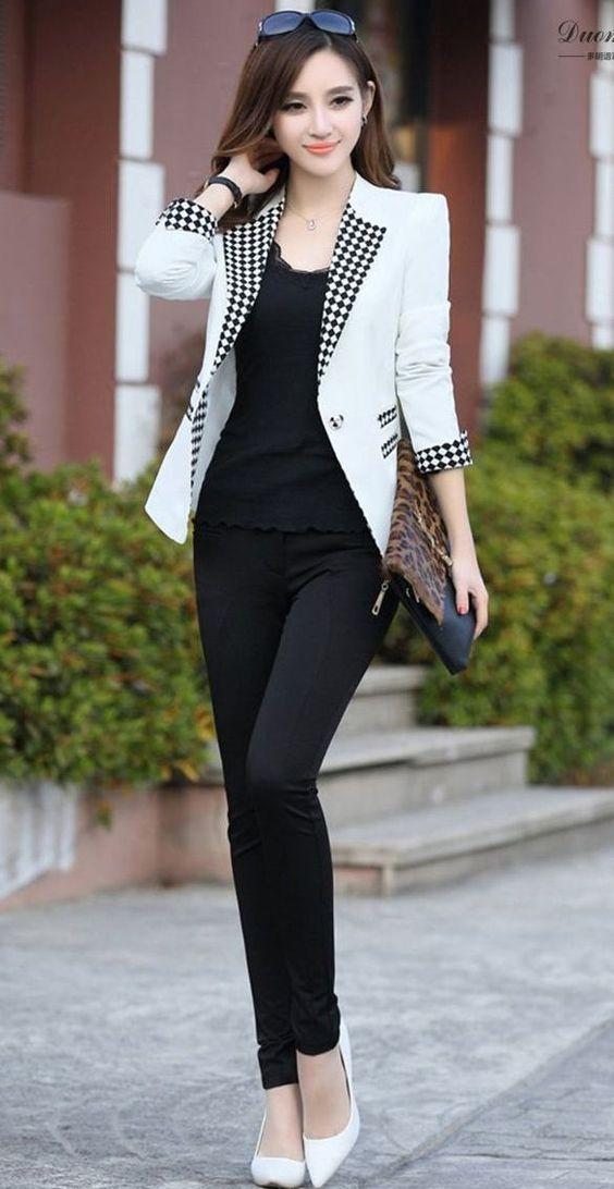 Como vestir elegante mujeres