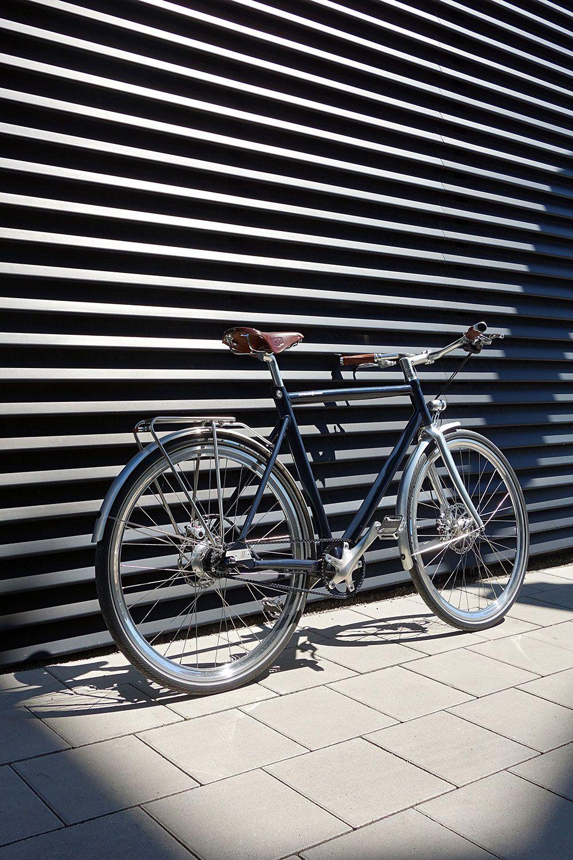 Im Test Schindelhauer Friedrich Das Alltagsrad Mit Style Retro Fahrrad Fahrrad Rad