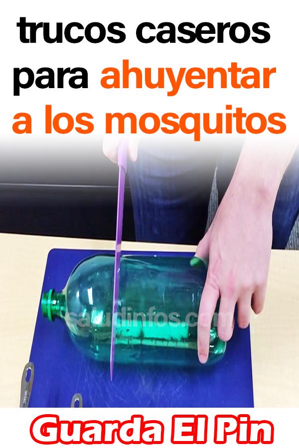 Trucos Caseros Para Ahuyentar A Los Mosquitos Trucos Caseros Ahuyetar Mosquitos Bottle Water Bottle Reusable Water Bottle