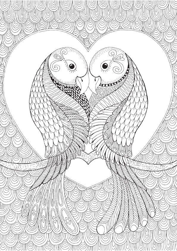 Quatang Gallery- Dit Is Een Symmetrische Compositie Het Linker Helft Van Het Papier Is Het Zelfde Als Het Rechter Zien De K Kleurplaten Mandala Kleurplaten Dieren Kleurplaten