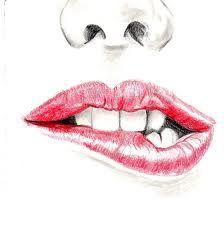 Lip Art Com Imagens Desenhos Kawaii Desenhos In Your Face