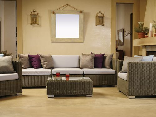 Using Outdoor Furniture Indoors Let S Get Togetherlet Together