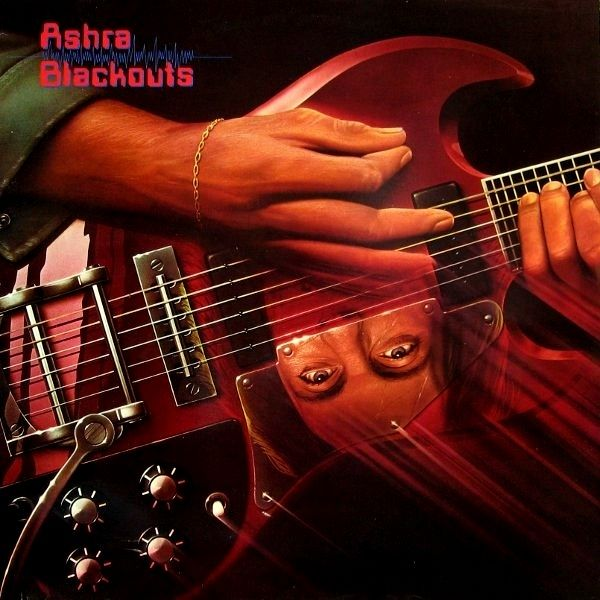 Ashra Blackouts Vinyl Album Art Album Covers Vinyl