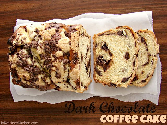 This is an amazing coffee cake!