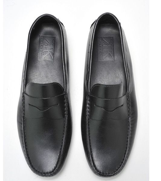 faed0e6d515 Tod s Quinn Penny Loafer at Barneys.com Tod sのゴム底ローファー ...