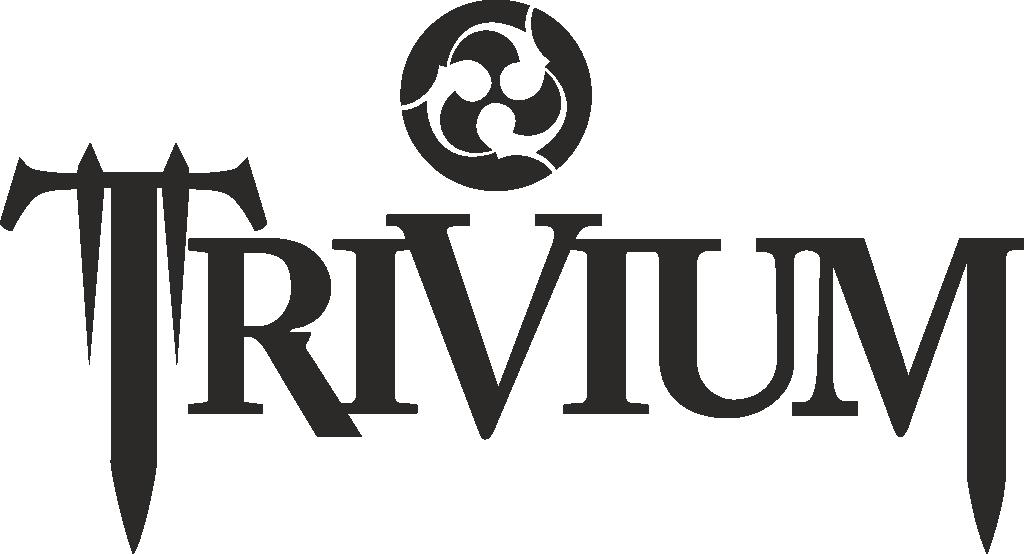 Trivium Logo | Logos, Band logos, Album art