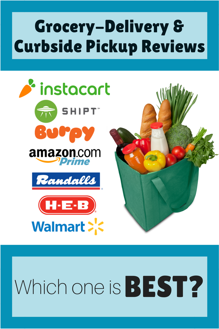 Reviewing Grocery-Delivery Services - Find Out Which is Best Overall