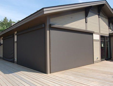 Exterior Solar Shades: The Ideal Solution for Overexposed Outdoor ...