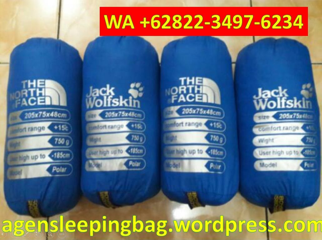WA +62822-3497-6234, Sleeping Bag Polar Bandung, Kantong Tidur Camping Bandung