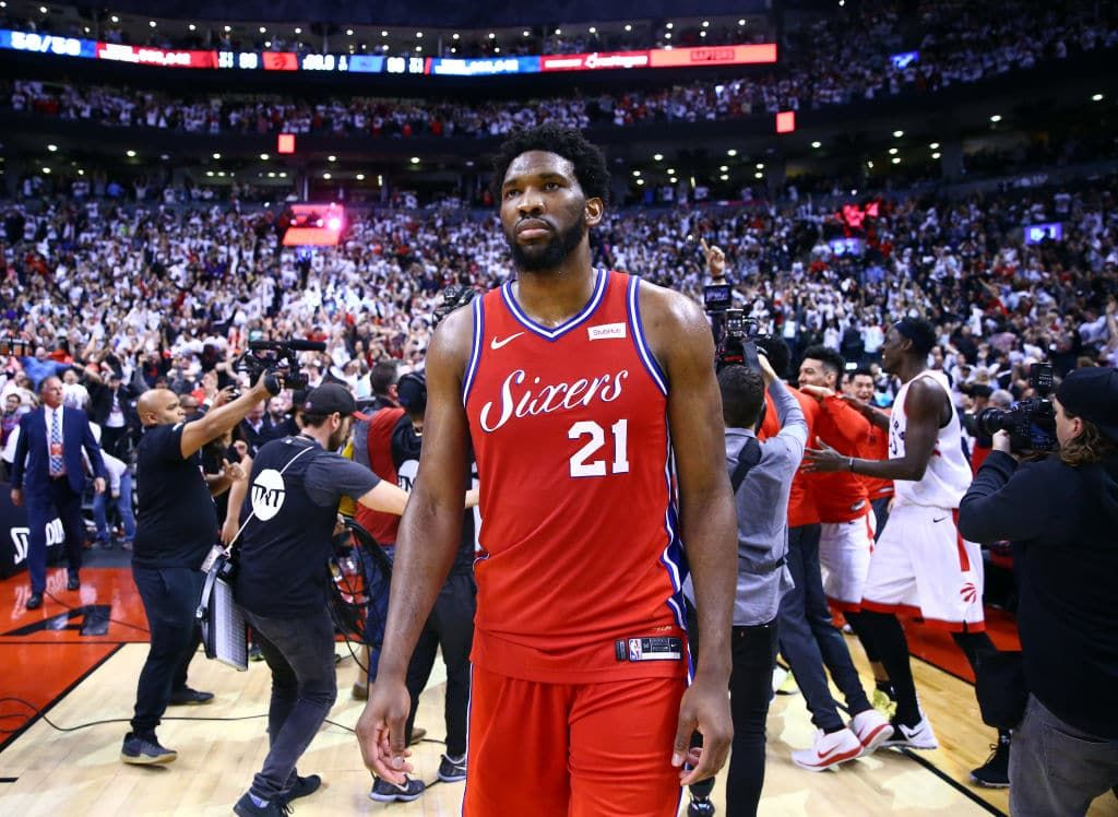 Joel Embiid 'I'll Be Back Even Better and Stronger' (With