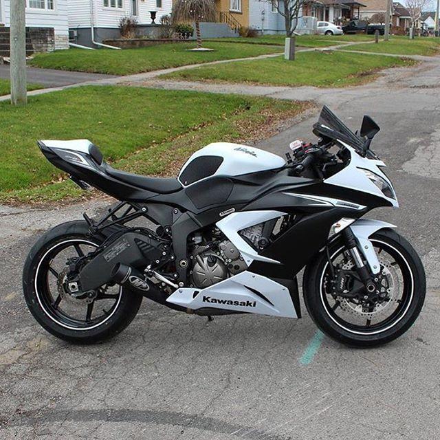 @AndyzToy | Kawasaki Ninja 636  #MotorcycleMafia #Ninja #636 #BikeLife